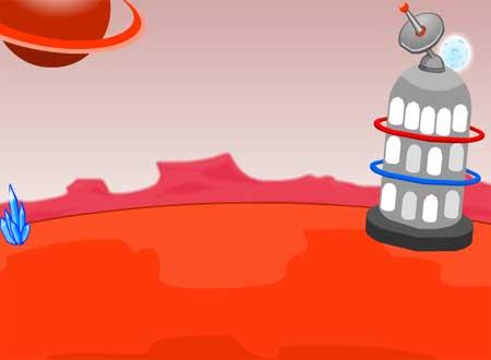 Mission Escape - Mars Solución