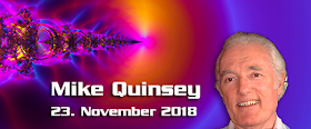 Mike Quinsey – 23. November 2018