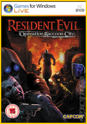 Resident Evil : Operation Raccoon City Crack