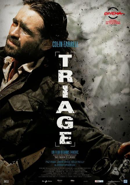Triage DVDRip Español Latino