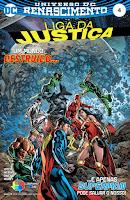 DC Renascimento: Liga da Justiça #4