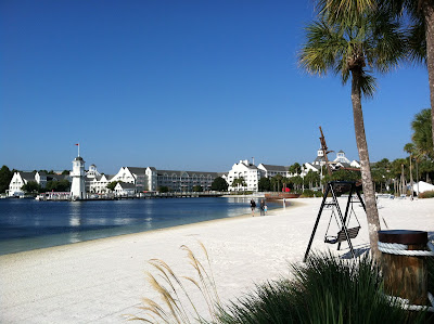 Disney Yacht & Beach Club