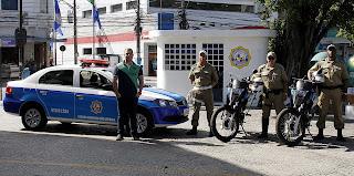 Guarda Municipal de São Gonçalo (RJ) assume cabine da PM no Zé Garoto