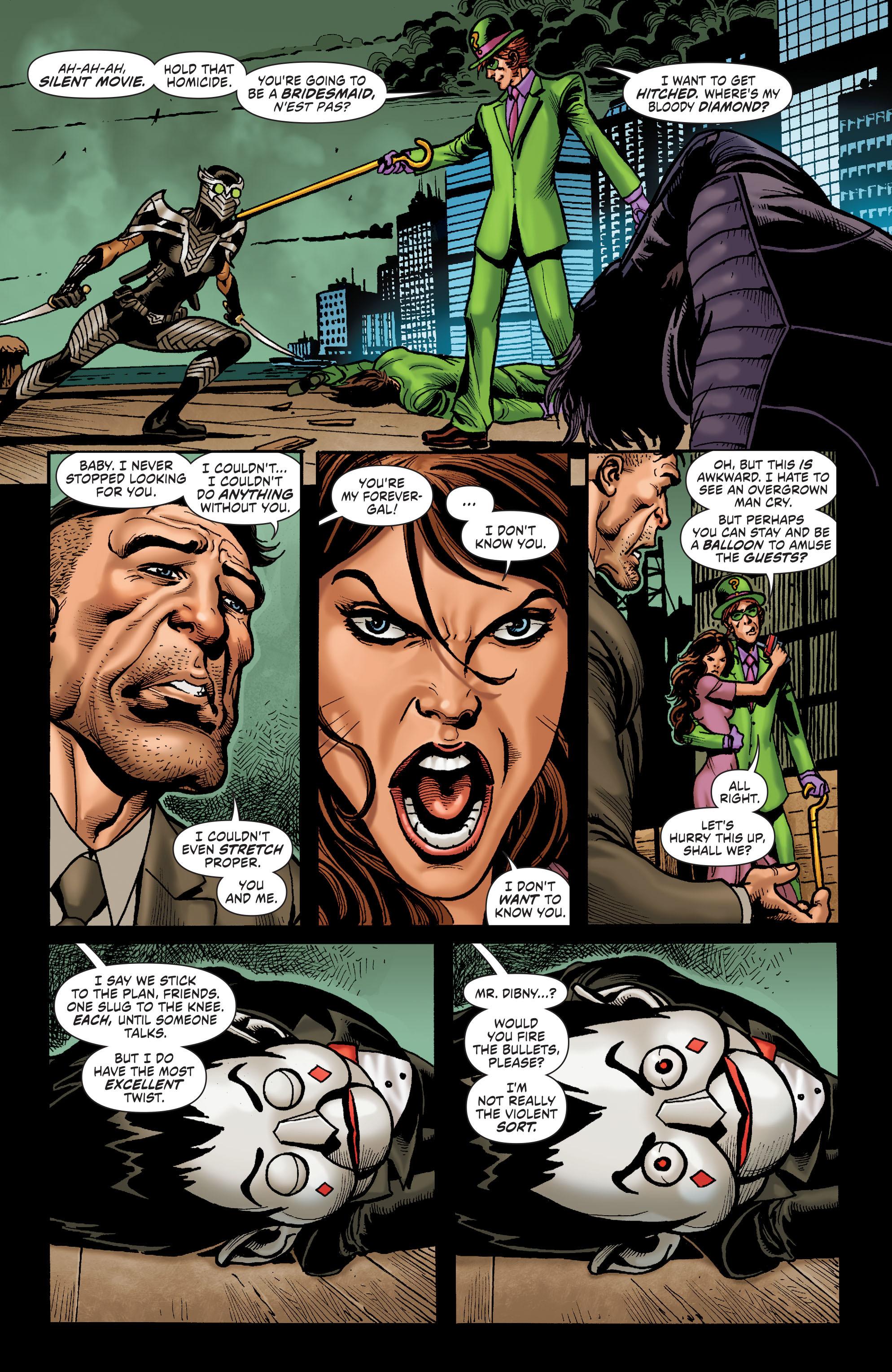 Read online Secret Six (2015) comic -  Issue #6 - 12