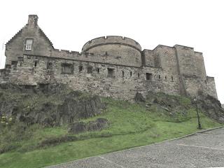 Edinburgh castle. Castillo. Edimburgo. Edinburgh. Dùn Èideann. Édimbourg. Escocia. Scotland. Alba. Écosse