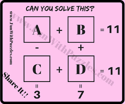 Maths Brain Teaser