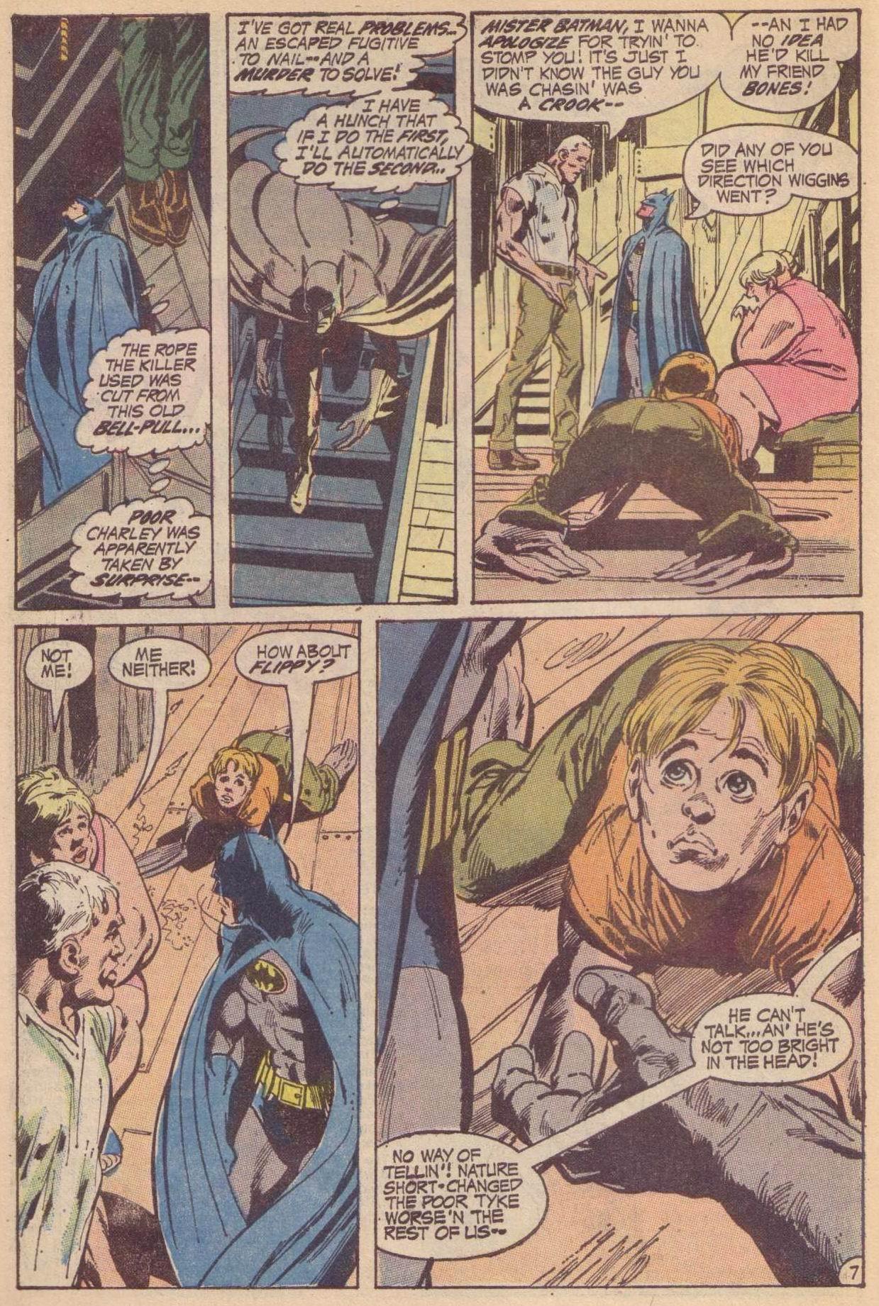 Detective Comics (1937) 410 Page 9
