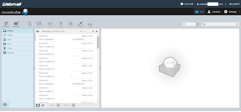 olux shop - roundcube webmail