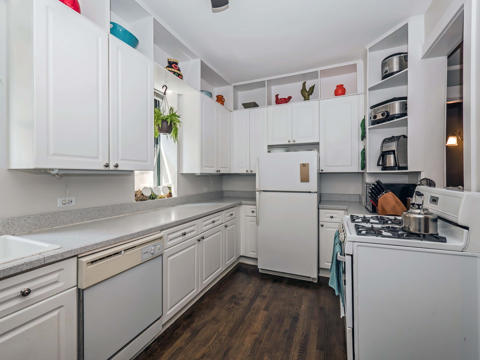 Convert Kitchen Cabinets To Europeon Look