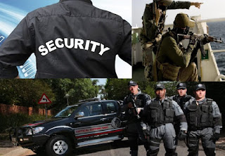 Starting a private security guard company