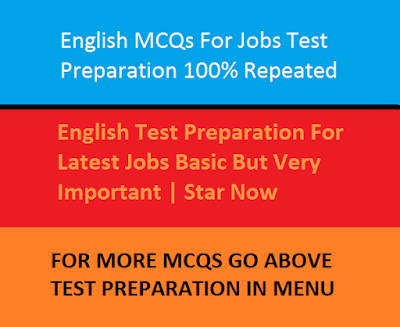 English Test Preparation For Latest Jobs Basic But Very Important | Star Now
