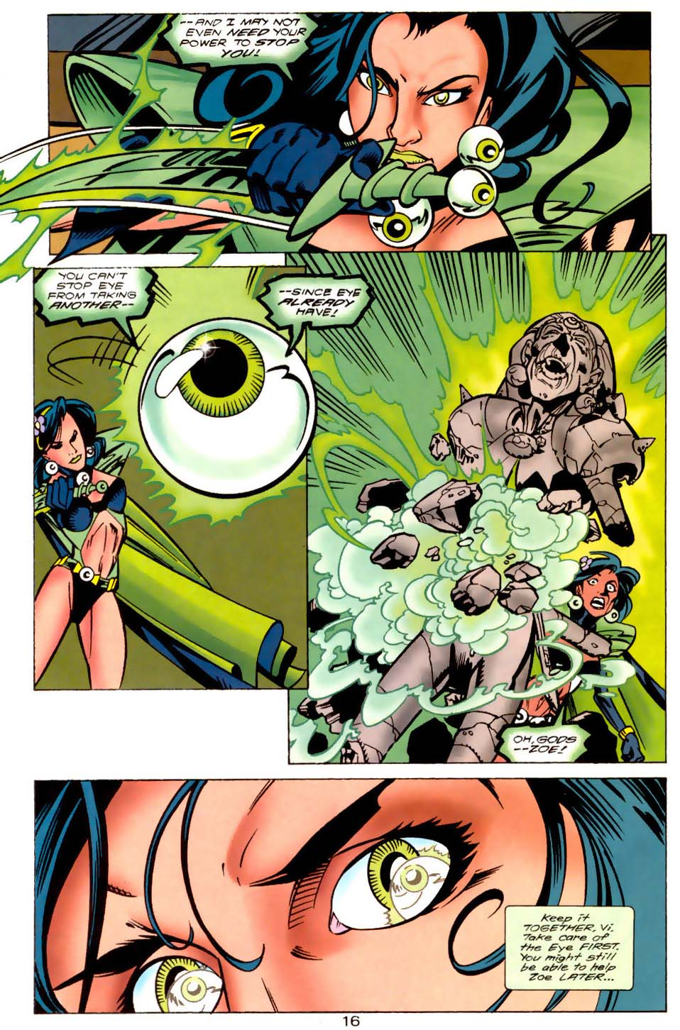 Legion of Super-Heroes (1989) 109 Page 16
