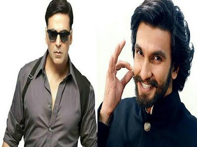 Akshay Kumar Ranveer Singh's film will be seen doing a small bang big bang.