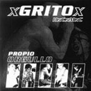 GRITO - Discografia