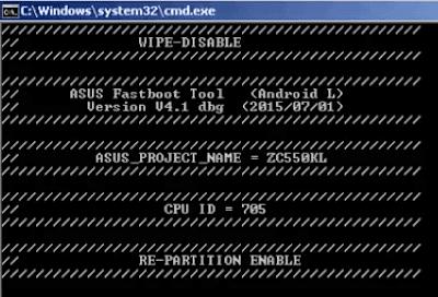 firmware fastboot asus zenfone max zc550kl gratis