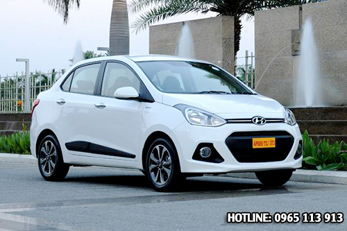 Hyundai Grand i10 2016 Hải Phòng