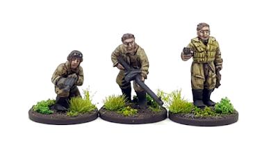 Luftwaffe miniatures