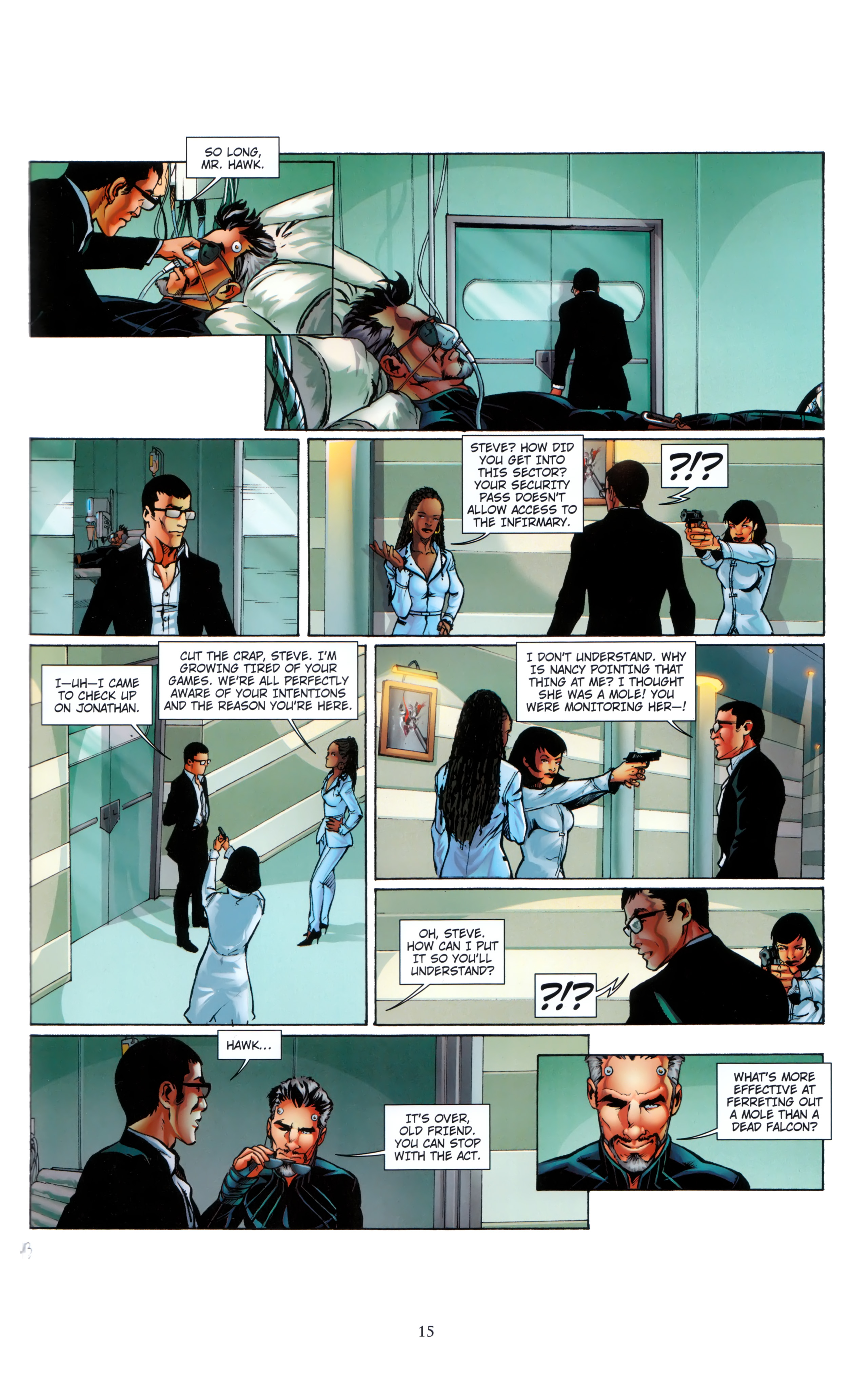 Read online Assassin's Creed (2012) comic -  Issue #5 - 15