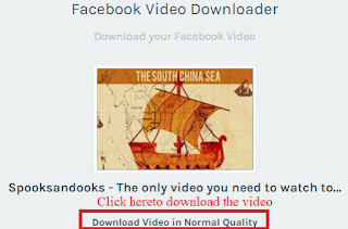 facebook download videos