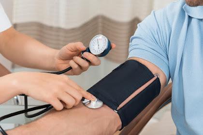 Cara Ampuh Menurunkan Tekanan Darah Tinggi