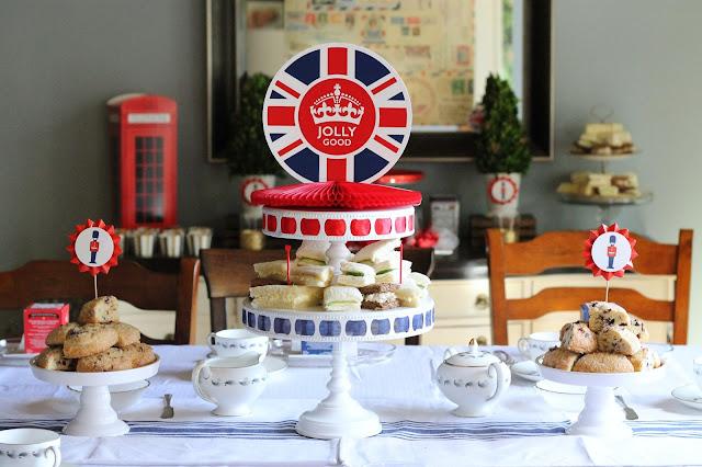 Ladies English Tea Party AK Party Studio