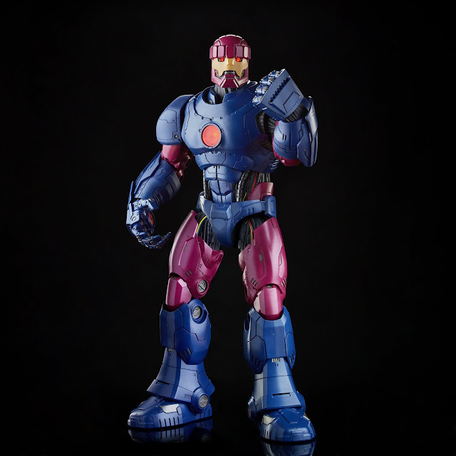 Hasbro HasLab X-Men Marvel Legends Sentinel Revealed Fan First Friday Livestream