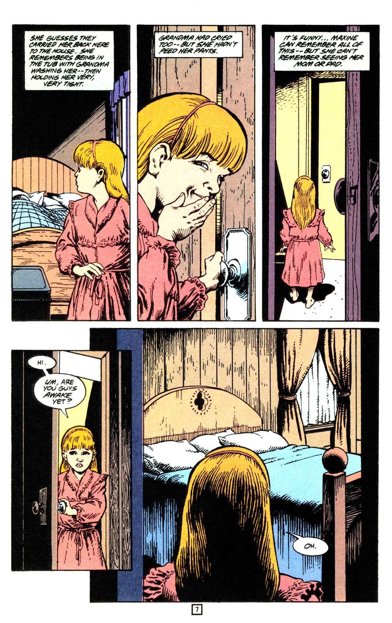 Read online Animal Man (1988) comic -  Issue #71 - 8