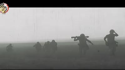 """وزارة الدفاع تذيع الفيلم التسجيلي """"الشعب هو البطل"""" احتفالًا بنصر أكتوبر"""