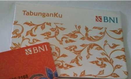Rekening BNI TabunganKu Bisa Internet Banking?