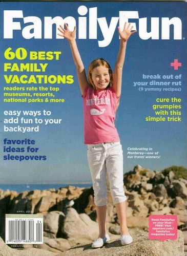 edge of insanity family fun magazine subscription only 4. Black Bedroom Furniture Sets. Home Design Ideas
