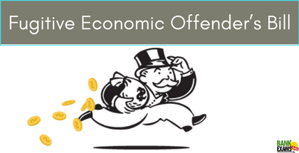 Fugitive Economic Offender's Bill