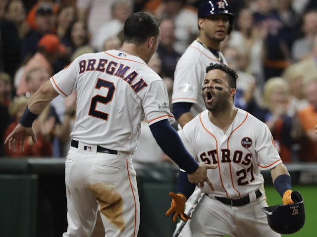 Astros beat Yankees