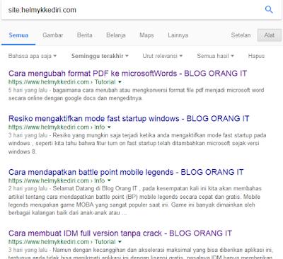 googlebot dan webcrawl