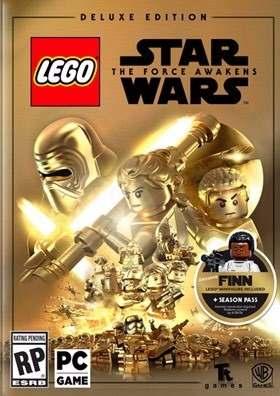 DESCARGAR LEGO STAR WARS The Force Awakens Deluxe Edition PC | Español | MEGA |