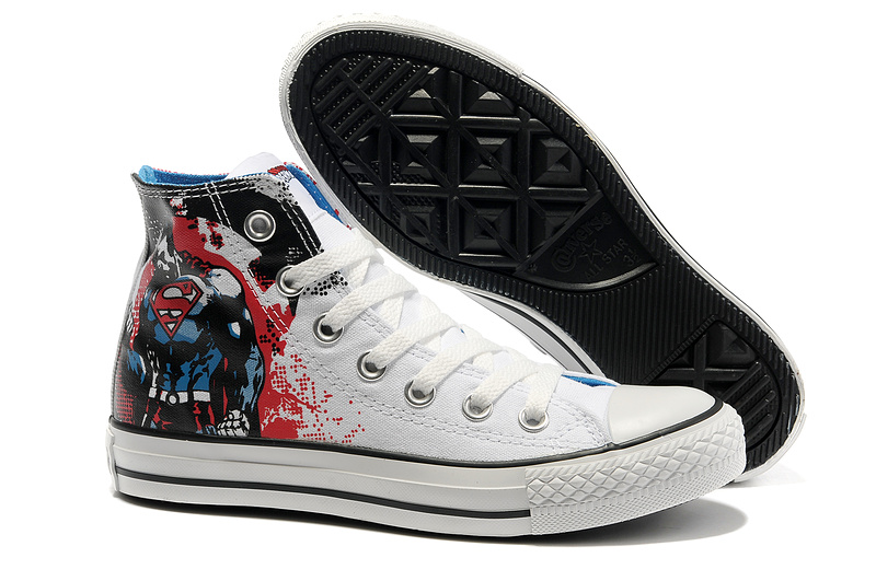 6e519d448f00 ... cheapest chuck taylor converse all star superman shoes. i like many dc  comics cartoon characters