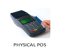 physical pos,physical card swiping,ptsnwith landline
