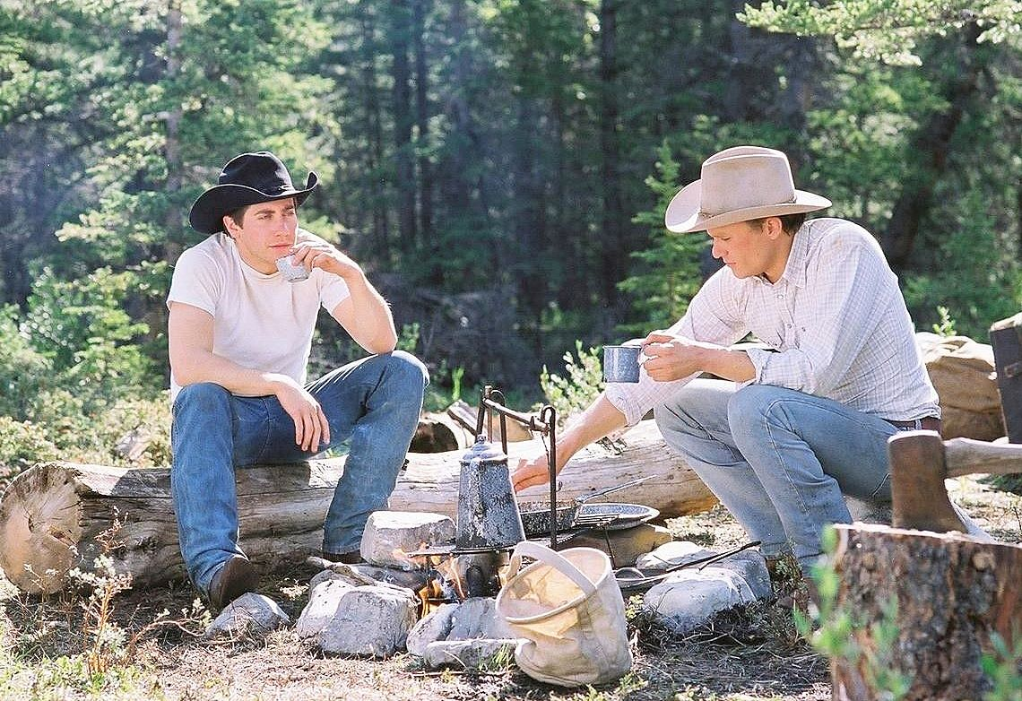 Mountain jake gyllenhaal brokeback