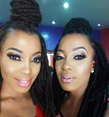 Nollywood Twins Tracy & Treasure Daniels