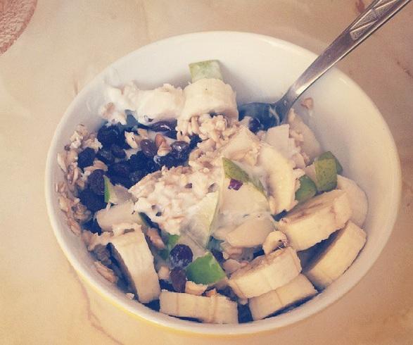 Owsianka - mój sposób na jesienno - zimowe śniadanie