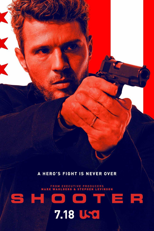 Shooter - Season 2