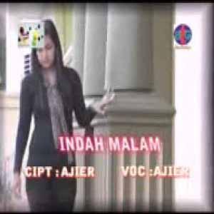 Download MP3 AJIER - Indah Malam