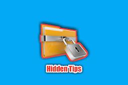 Cara Mudah Mengembalikan File/Folder yang di Hidden