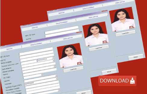 Download Aplikasi Buku Induk Siswa SMP KTSP Format Excel