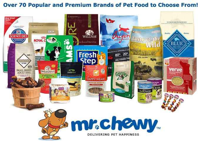 Food Brands Small Dog