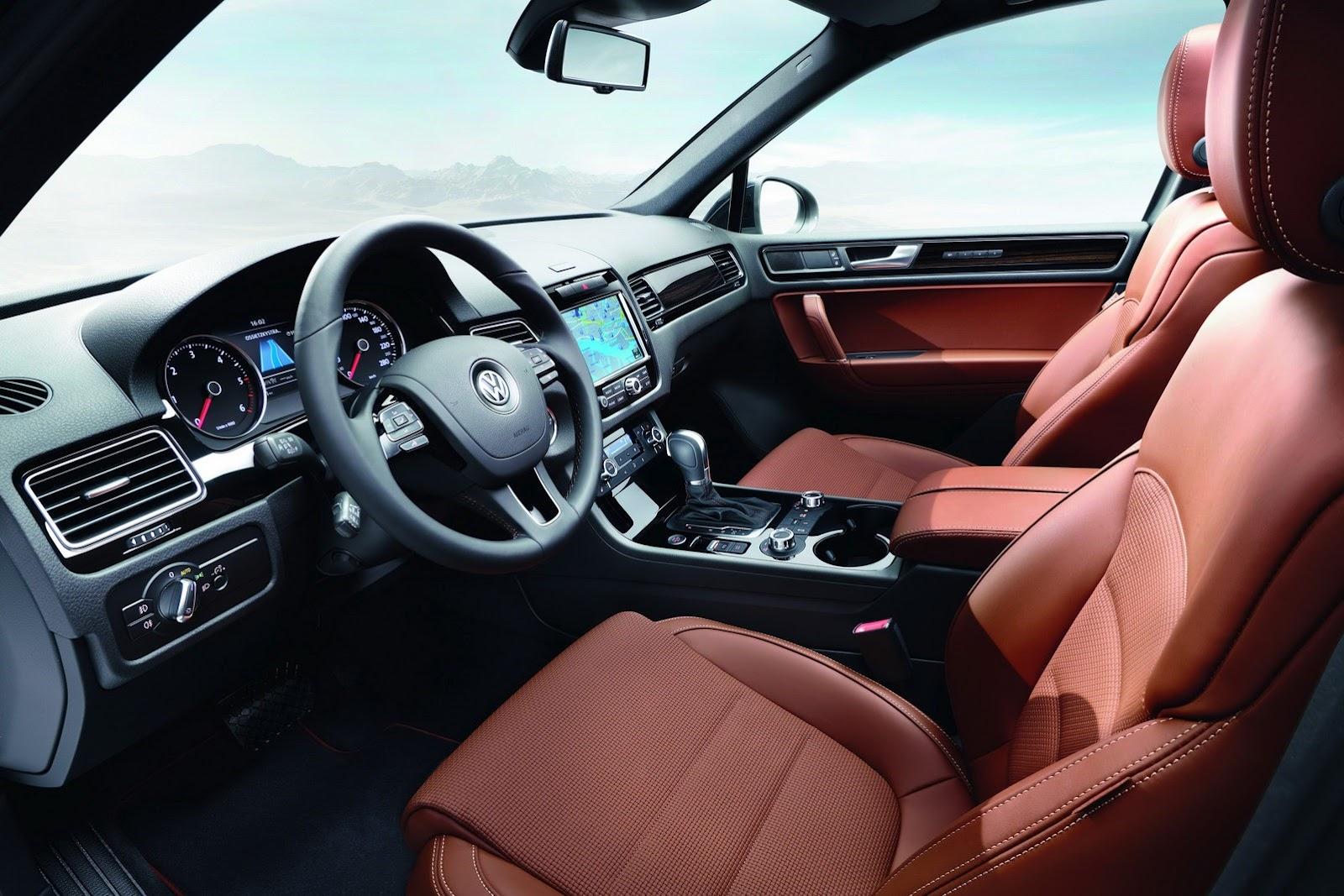 2013 Volkswagen Touareg Edition X Cars