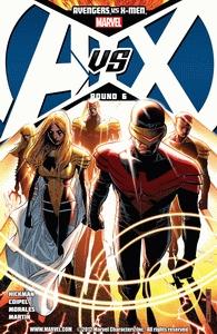 Cover of Avengers vs. X-Men 6 Comic eBook