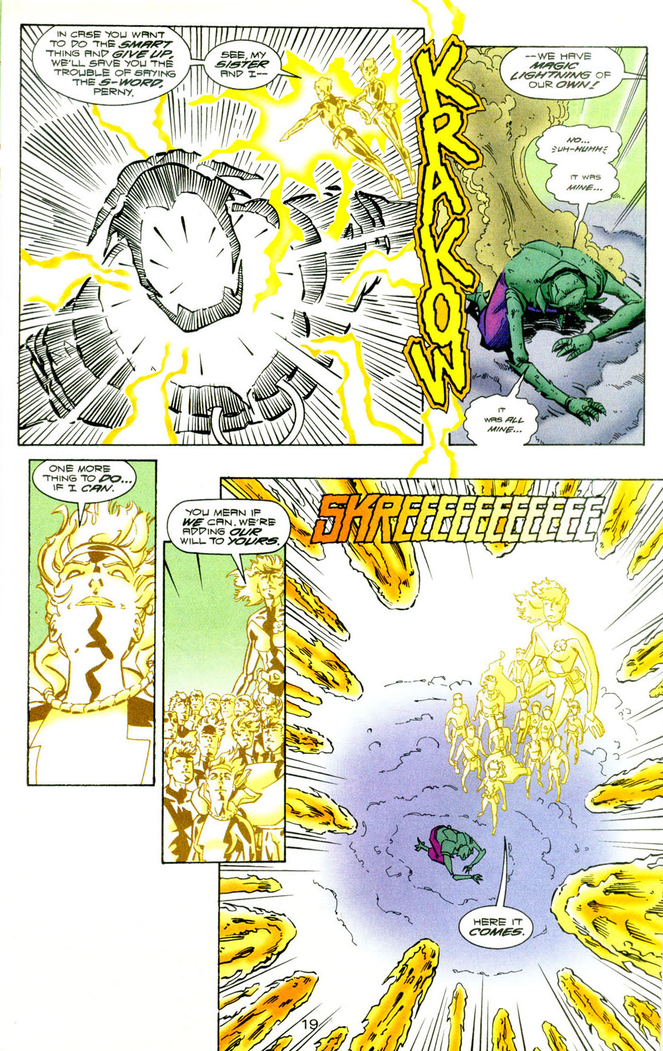 Legion of Super-Heroes (1989) 118 Page 20