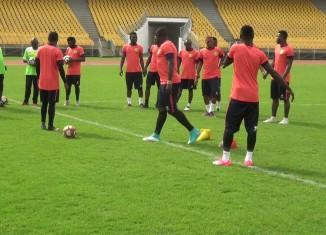 LDC CAF: Plateau United a jaugé le gazon de Mfandena