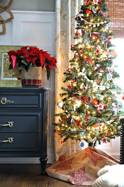 dollar store ornaments