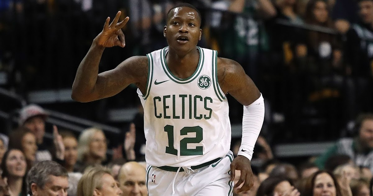 Terry Rozier Has Been Streaking Boston
